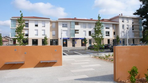 Immeuble HMF terminé - Brignais(69)