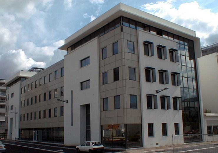 Immeuble Le Copernic - Vaulx-en-Velin (69)