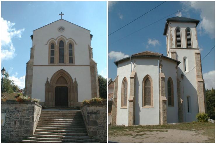 Rénovation Eglise de Chonas (38)