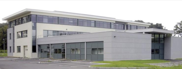 Immeuble de bureaux à Limonest (69)