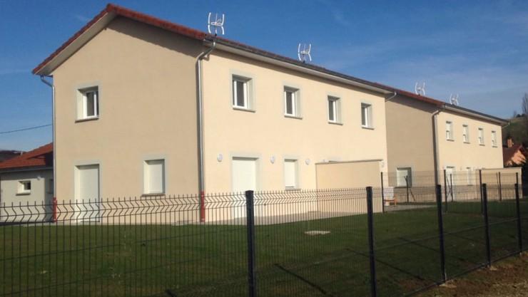 2 maisons doubles - Royas isère