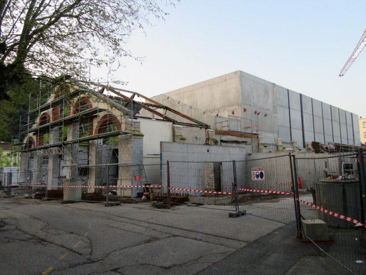 Le Manège - Espace St Germain - Vienne (38)