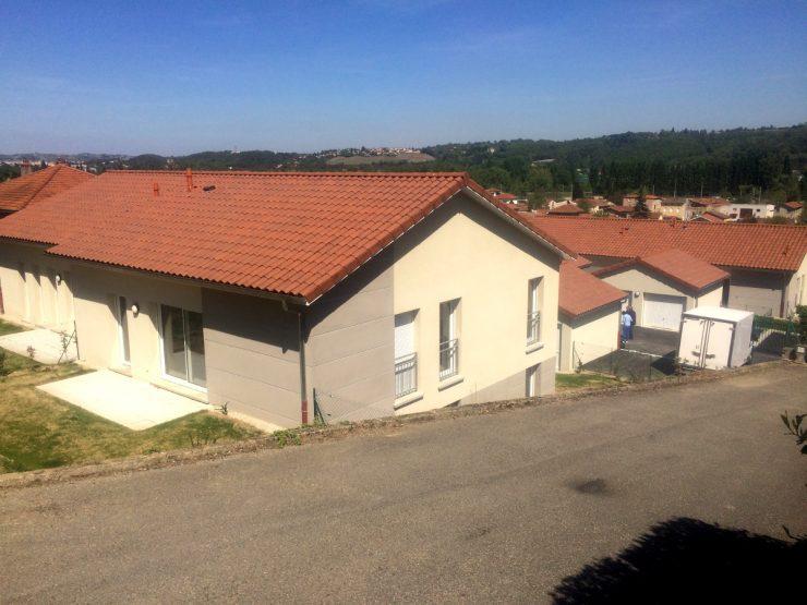Résidence Hautes Terres Loire sur Rhône