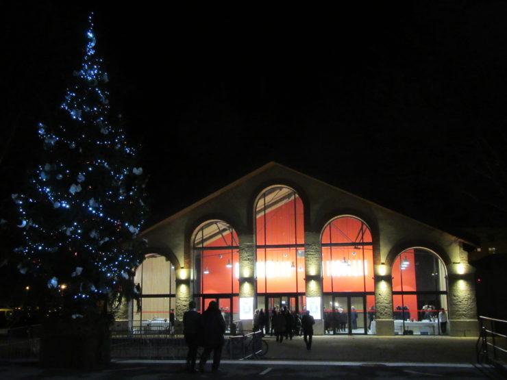 Le Manège, ville de Vienne (38), inauguration janvier 2018
