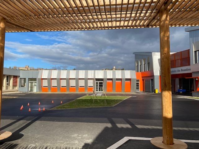 Ecole élémentaire des Bonnieres à Communay